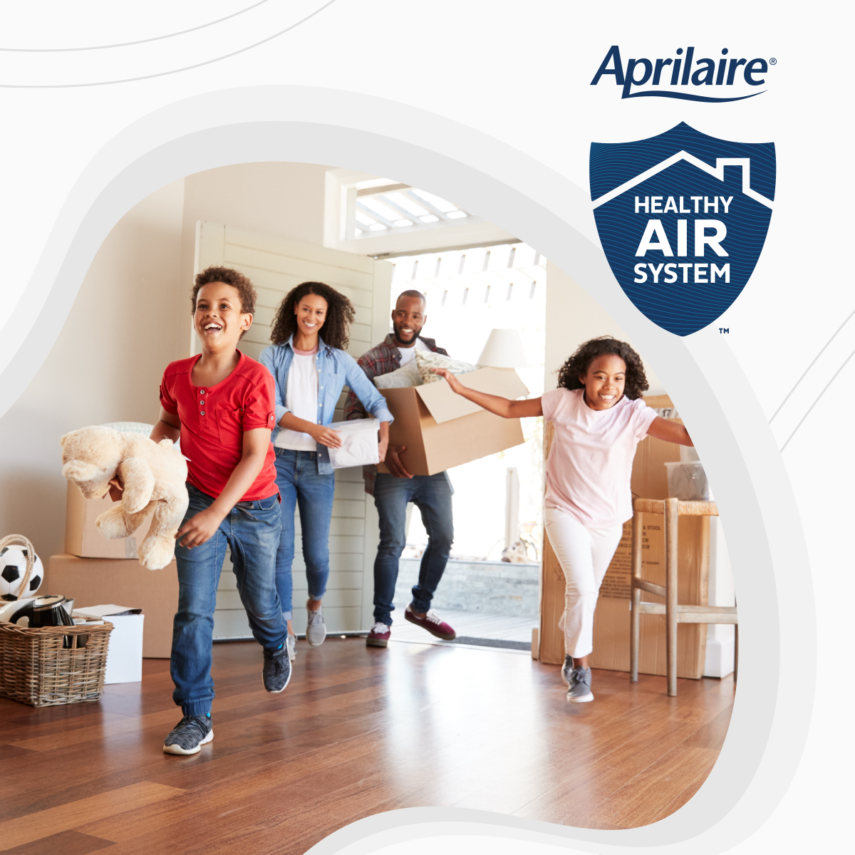 Healthy Air System Social Post